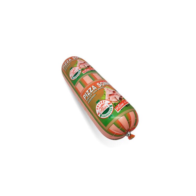 Pizza sonkás szelet